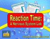 Reaction Time: A Nervous System Lab
