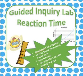 Middle School Science Guided Inquiry Lab Bundle