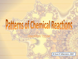 Reaction Types - Patterns of Chemical Reactions