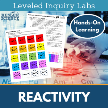 Reactivity Inquiry Labs - Protons and Electrons