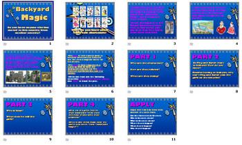 Read 180 5th Grade - Backyard Magic Powerpoint
