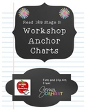 Read 180 Anchor Charts for each Workshop Paper Background-