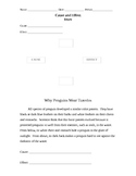 Read 180 -Workshop 7 -Cause and Effect work for Stage B