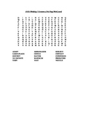 Read 180 FLEX Workshop 7 (Creatures of the Deep) Word Search