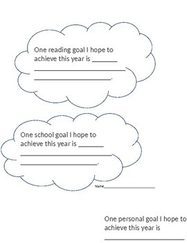 Read 180 Goal Sheet Stage B Lesson GS.8