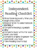 Read 180 Independent Reading Checklist