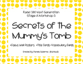 Read 180 Next Gen Stage A Workshop 5 Secrets of the Mummy'