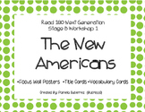 Read 180 Next Generation Stage B Workshop 1 The New Americas Focus Wall
