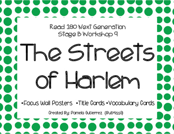 Read 180 Next Generation Stage B Workshop 9 The Streets of