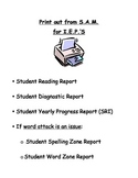 Read 180 Reports for IEPS