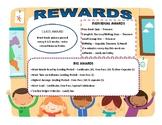 Read 180 Reward Incentive Ideas
