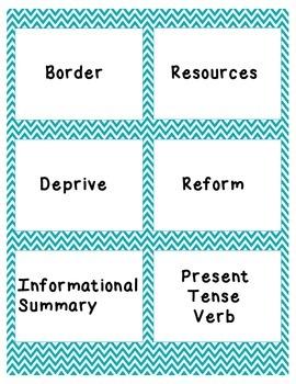 Read 180 Stage B Workshop 4 Vocabulary - NEXT GENERATION