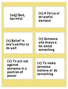 Read 180 Stage B Workshop 5 Vocabulary - NEXT GENERATION