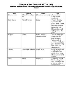 Read 180 Stage B Workshop 6 Materials