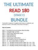 Read 180 Stage C Resource Bundle
