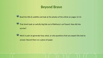 Read 180 Stage C Workshop 1 Beyond Brave