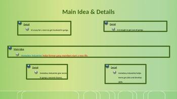 Read 180 Stage C Workshop 1 Summary writing