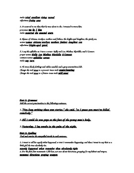 Read 180 Stage C Workshop 3 (Combat Zone) Language Lessons