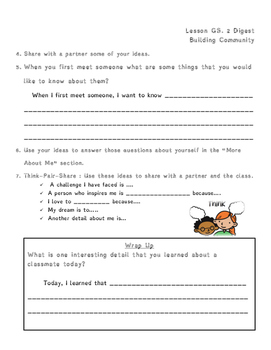 Read 180 Universal - Getting Started Notes & Response