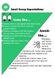 Read 180 Universal Small Group Expectations Poster