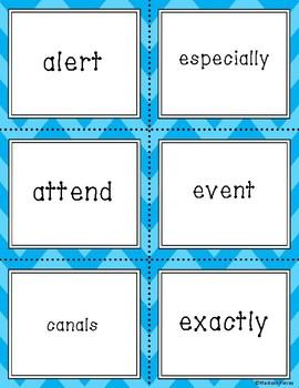 Read 180 Vocabulary Flashcards Workshop 3