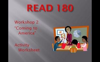 Read 180 Workshop 2 - Activity Sheet
