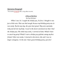 Read 180 Workshop 2  (Killer Plagues) Narrative Paragragh