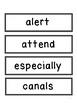 Read 180 Workshop 3 Word Wall