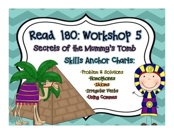 Read 180: Workshop 5 Anchor Posters