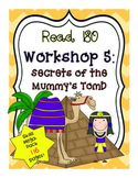 Read 180 Workshop 5 (Secrets of the Mummy's Tomb) Skills M