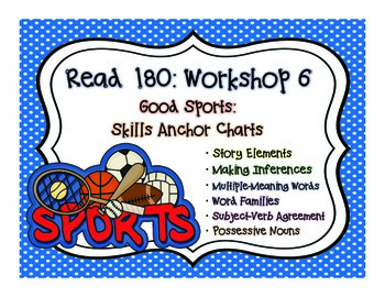 Read 180 Workshop 6: Anchor Posters