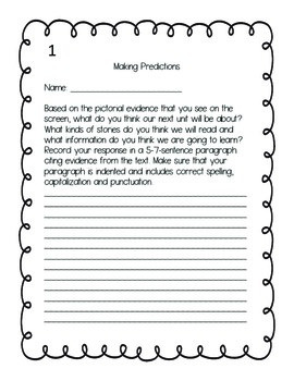 Read 180: Workshop 6 (Good Sports) Writing Pack