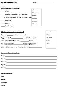 Read 180 Workshop 6 Stage B Vocabulary Quiz