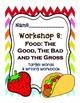 Read 180: Workshop 8 (Food) Mega Pack