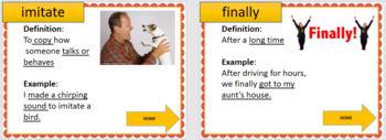 Read 180 Workshop #9 Ruby Bridges Vocabulary powerpoint