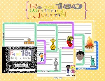 Read 180 Workshop Writing Journal