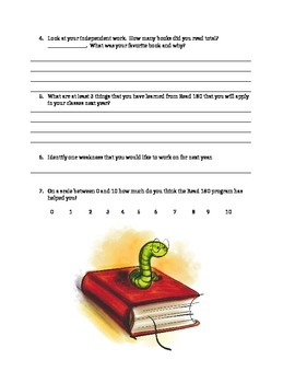 Read 180 (stage B) School Year Reflection
