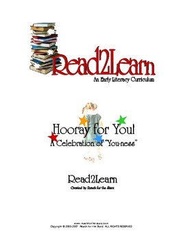 Read-2-Learn - Hooray for You! A Celebration of You-ness Thematic Unit