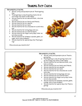 Read-2-Learn - Thanksgiving is for Giving Thanks Thematic Unit