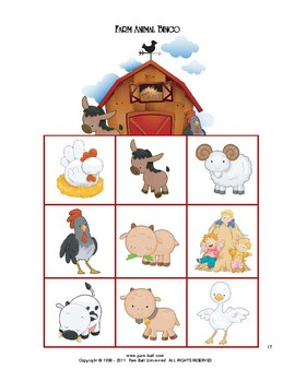 Read-2-Learn - The Big Red Barn Thematic Unit