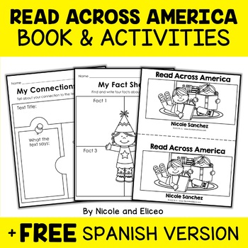 Mini Book and Activities - Read Across America