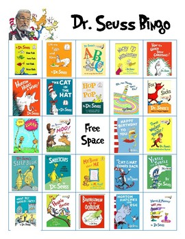 Read Across America Activity Pack for Pre-K and Kindergarten
