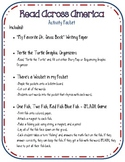 Read Across America Activity Packet