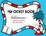 Dr Suess Week Read Across America Wocket Interactive Writing book