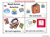 Read Across America Booklets - Things That We Read - ENGLISH