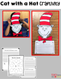 Read Across America (Cat with a Hat) Craftivity