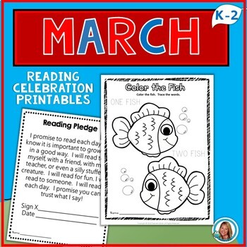 March Activities for use with Reading Celebrations