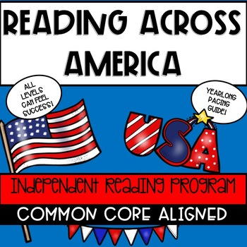 Read Across America: Common Core Aligned Year-Long Reading Program