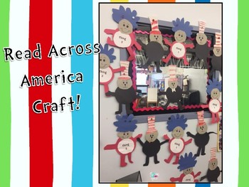Read Across America Craft