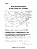 Read Across America Cross-Country Challenge Packet